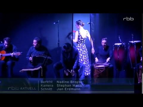 Tango Star im Tipi - Weltpremiere VIDA - 14.10.2014 - RBB