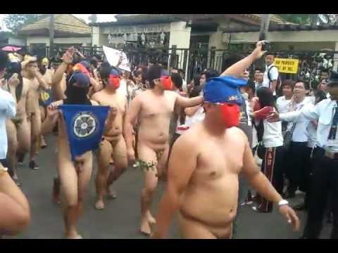 HAU Oblation Run