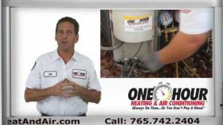 One Hour Heating & Air Conditioning - Lafayette, Indiana - Heating & Air Conditioning Maintenance