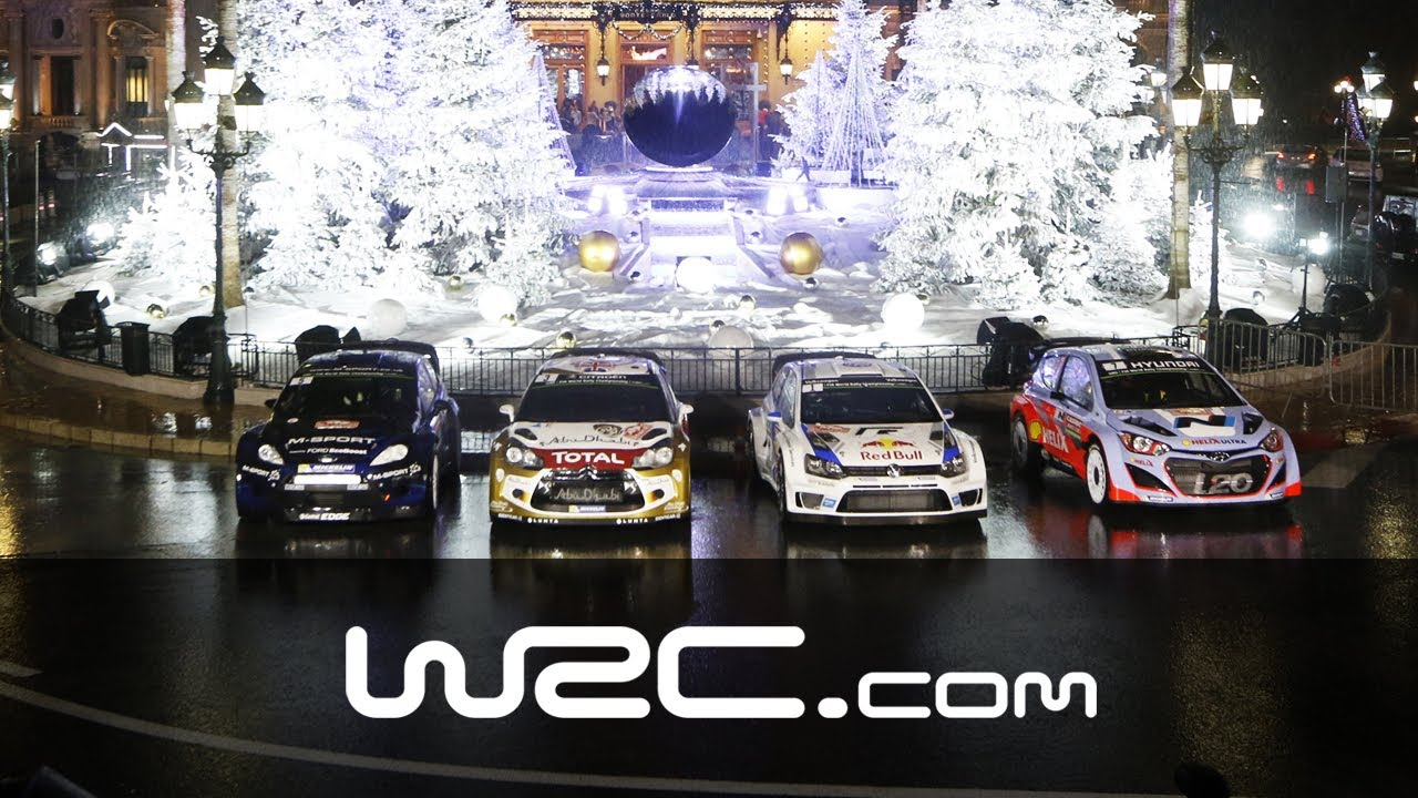 World Rally Championship 2014 Teaser - YouTube