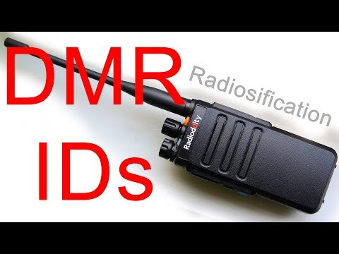 What you need to know about DMR IDs