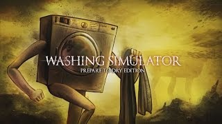 Washing Machine Simulator 2016 [โบ้ท&เป้] เครื่องซักผ้ามีชีวิต | สนับสนุนโดย dks.in.th