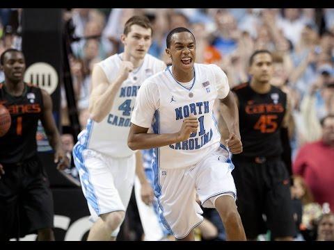 Carolina Basketball: Tyler Zeller Game Winner vs. Miami in 2011 ACC Tournament