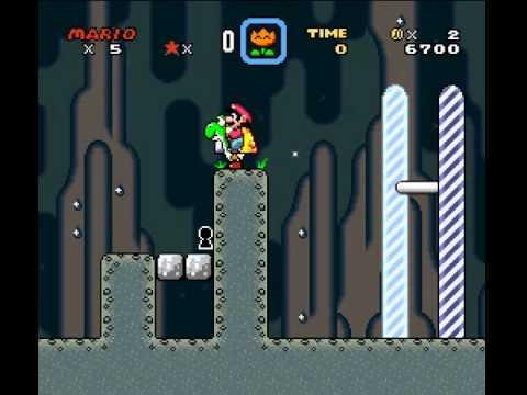 Let's Glitch Super Mario World - 47