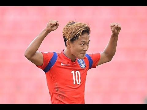Korea Republic vs Japan: AFC U-16 Championship 2014