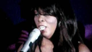 Donna Summer at the Hollywood Bowl sings Carpenters Superstar