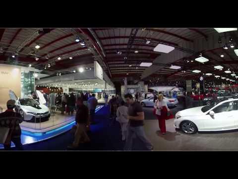 360° Video walk of the Johannesburg International Auto Show 2013