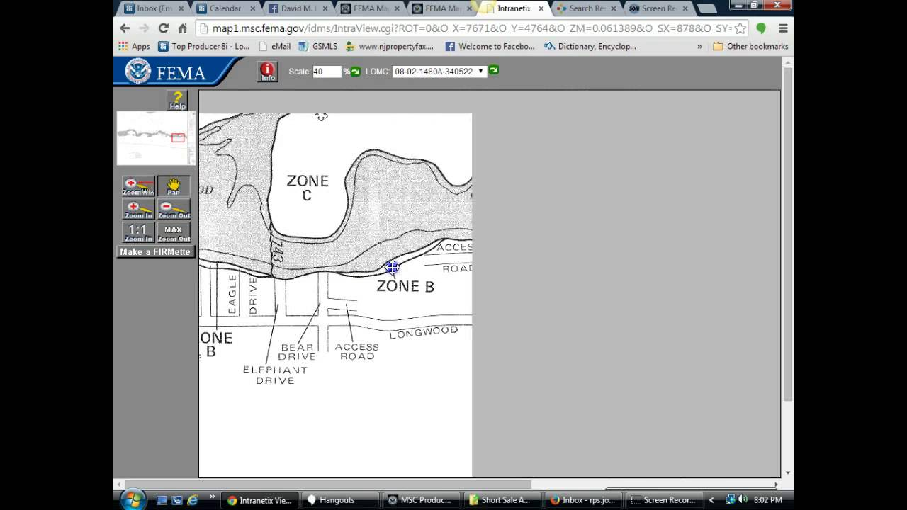 How To Search On A Flood Map FEMA YouTube - Fema map search
