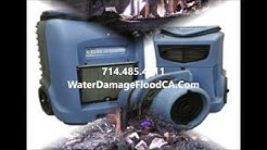 Water Damage Repair  Huntington Beach CA 714-485-4211 Cleanup Services