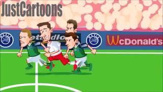 Poland v Northern Irland  1-0  Euro 2016 Day 3 thumbnail
