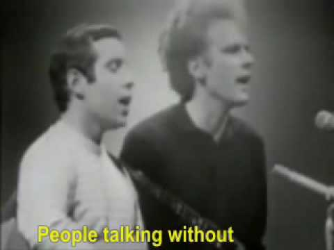 Sounds Of Silence Simon and Garfunkel