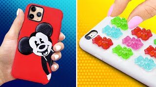 15 Cool DIY Phone Cases Ideas
