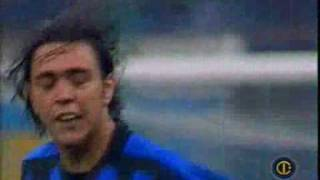 vuclip best goals of Alvaro Recoba with Inter