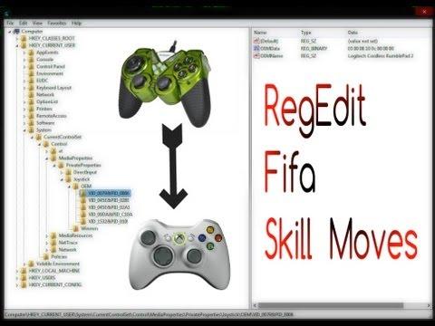 Fifa Generic Gamepad Right Analog Registry Fix