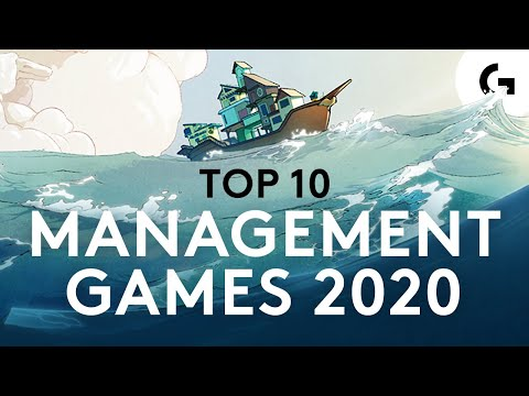 Best Management Games To Play On PC In 2020