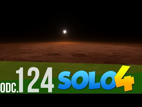"""Minecraft SOLO 4 #124""""Lot w kosmos z Mają"""" - Odcinek dla DOROSŁYCH"""