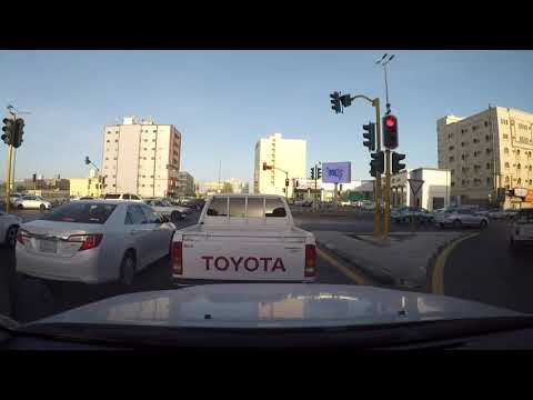 Yanbu Drive from Post Office