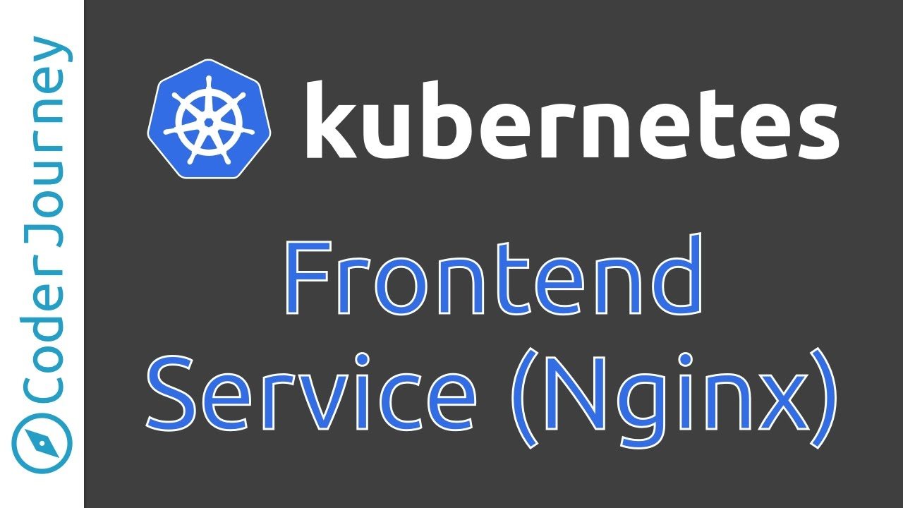 Kubernetes Frontend Service with Nginx