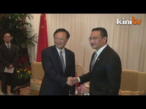 Hisham: Malaysia-China relations critical for regional stability