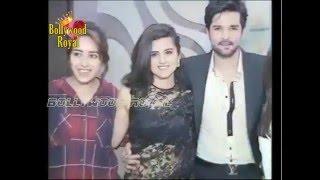 TV Celebs  at Grand Premier of Marathi Film 'Vrundavan' with Cast Part  1