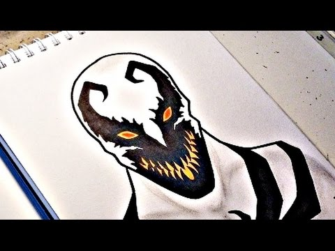 How to draw anti venom