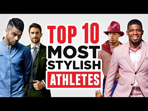Top 10 Best Dressed Athletes (2019 Sports Style Ranking)
