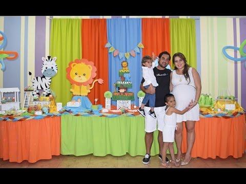 Baby Shower Baby Safari   Benjamín Rodríguez Ramirez   YouTube