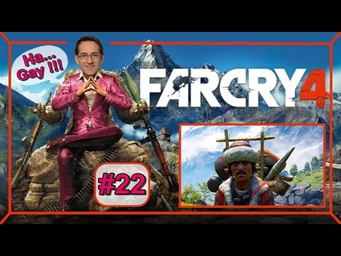 Far Cry 4 - Das Let´s Play mit Pink Panter #22 - Himalaya Reise [HD]