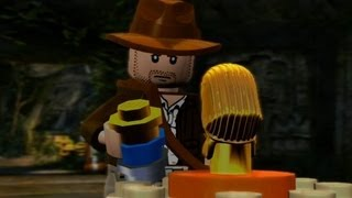 LEGO Indiana Jones: The Original Adventures 100% Guide #1 - The Lost Temple (All Collectibles)