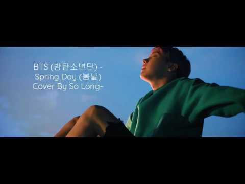 (Ukulele Cover) BTS (방탄소년단) - Spring Day (봄날) By So Long~