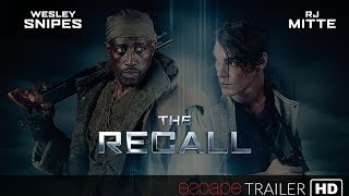 THE RECALL : 60 Second BARCO ESCAPE Trailer