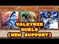 Yugioh - Valkyrie Duels (New Support) (Deck Download in Description)