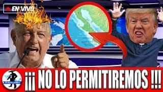 Trump Descubre Estrategia Secreta Entre Putin y AMLO: USA Ordena Embargar Mares Mexicanos