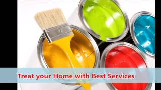 Specialized in House Painting Services Providers, Companies, Contractors, Interior Home Painters,