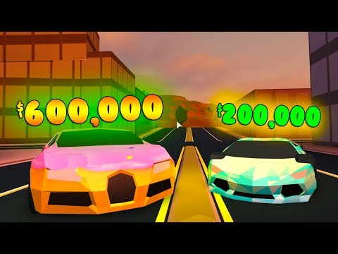 GET THESE CARS FOR FREE! (Roblox Jailbreak)
