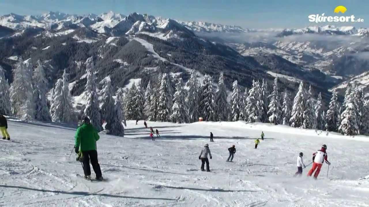 Skigebiet Flachau Wagrain Alpendorf Mit Neuem