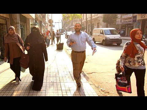 EXPLORING CAIRO, EGYPT | Walking To The Nile River