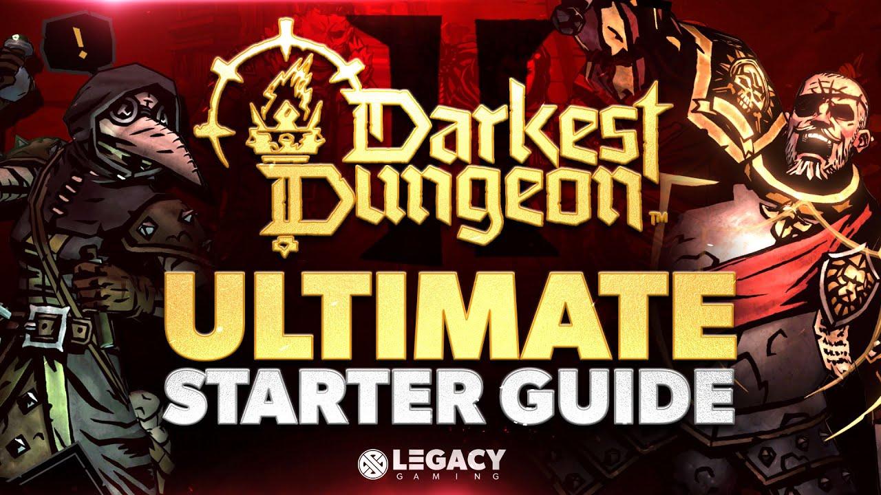 8 things I wish I knew before starting Darkest Dungeon 2