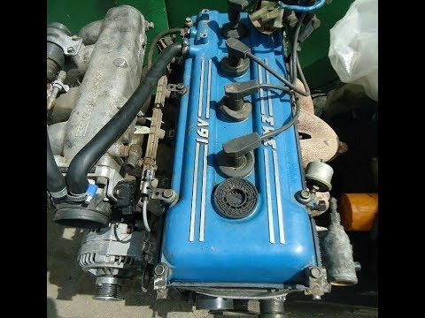 BMW E21 С Двигателем ЗМЗ 406 ТУРБО !!! 8 серия