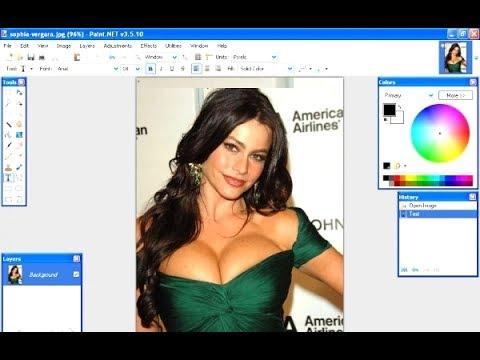 Paint.net Tutorial.ГРАФИЧЕСКИЙ РЕДАКТОР ДЛЯ РЕДАКТИРОВАНИЯ ИЗОБРАЖЕНИЙ.ОБЗОР И ВОЗМОЖНОСТИ Paint Net