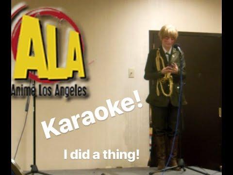 ALA 2018 - Karaoke - Skyfall