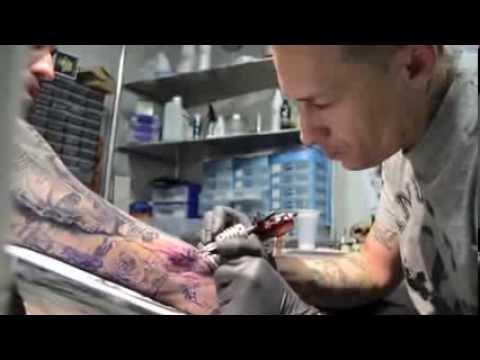 Proki Tattoo Studio - Kostas Baronis video update