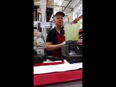 Costco Employee makes extremely Anti-Semitic remarks on camera