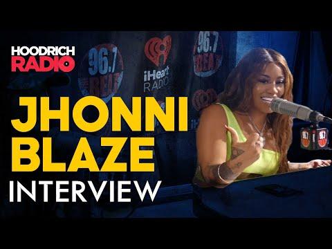Beat Interviews - Jhonni Blaze Talks Finding Happiness, New Single 'Bon Appetite' & More