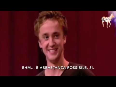 Tom Felton | What's my line 2011 (ita sub)