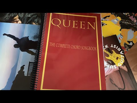 Queen Complete Chord Book PDF FREE DOWNLOAD by Steven James