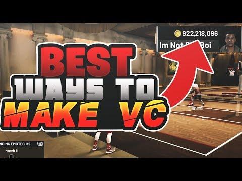 TOP 5 LEGIT WAYS to EARN VC in NBA 2K19