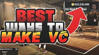 TOP 5 LEGIT WAYS to EARN VC in NBA 2K19