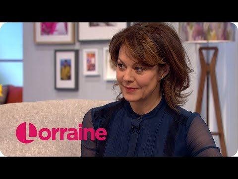 Helen McCrory On Her Support For Marie Curie  Lorraine
