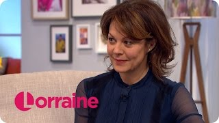 Helen McCrory On Her Support For Marie Curie | Lorraine